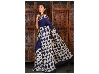 Best linen sarees online with free shipping worlwide