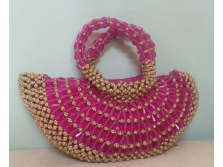 Hand Made Half Moin Puthi Bag