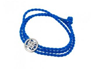 Silver Swastik Bracelet in Delhi Online